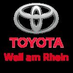 Logo Toyota Standort Weil am Rhein